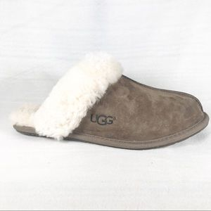 NEW Ugg Women's Slippers Scuffette II Taupe Size 7